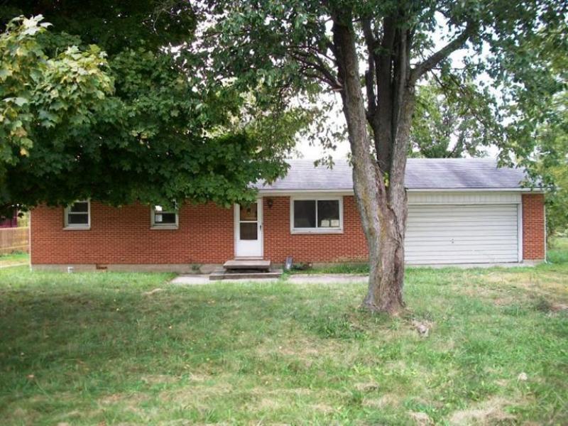 3076 Hollansburg Tampico Road, Hollansburg, OH 45332