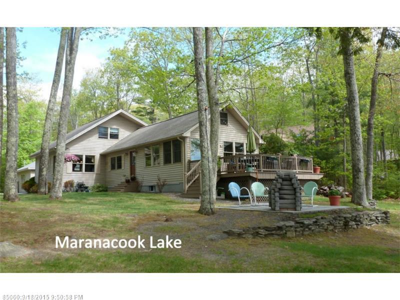 144 Cottage RD, Winthrop, ME 04364