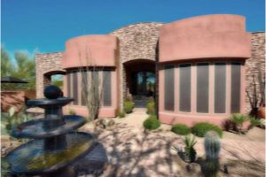Home For Sale at 35345 N Canyon Creek Ct, Carefree AZ