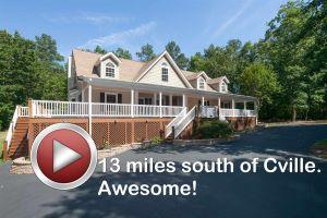 Home For Sale at 2260  Secretarys Rd, Scottsville VA