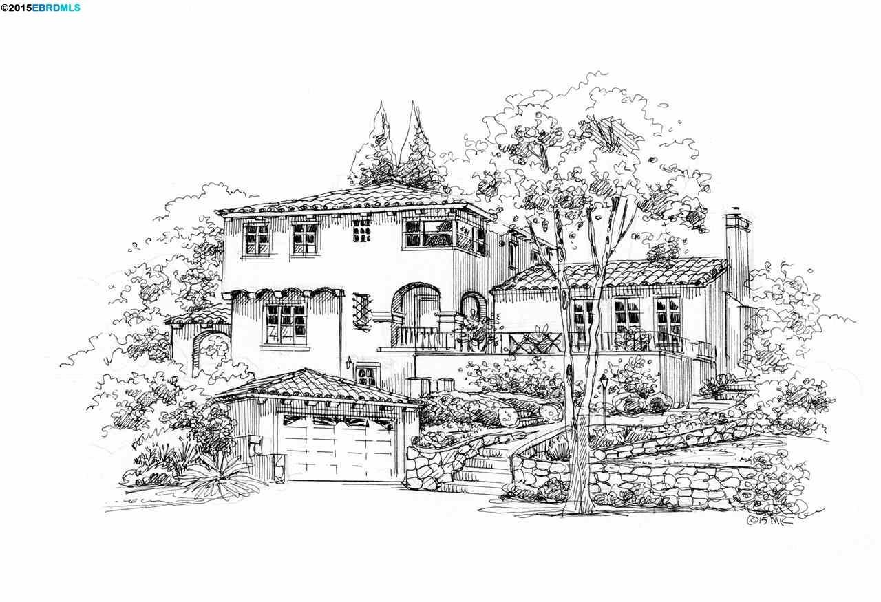 180 Sandringham Rd, Piedmont, CA 94611