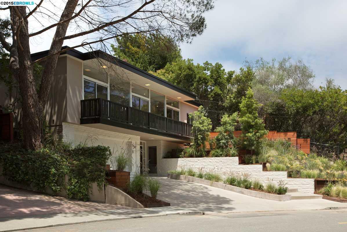 570 Scenic Ave, Piedmont, CA 94611