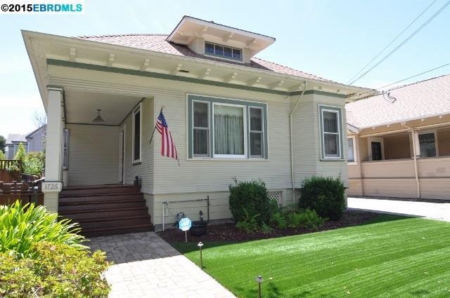 1726 Encinal Ave, Alameda, CA 94501