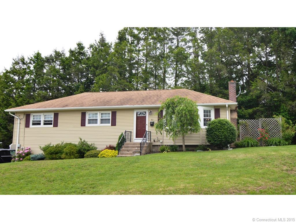 83 Jillson Cir, Waterbury, CT 06708