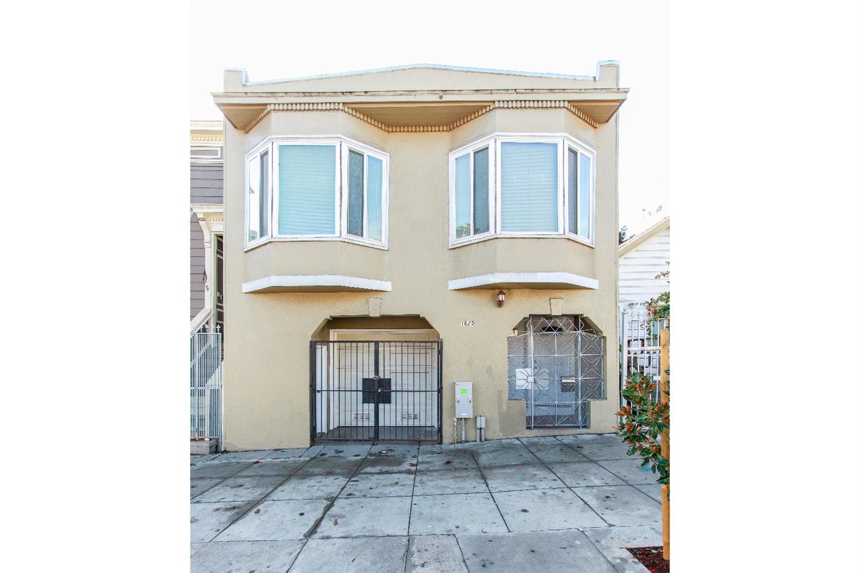 1625 1627 Palou Avenue, San Francisco, CA 94124