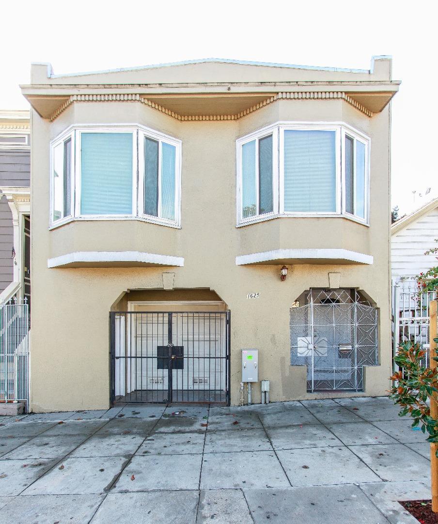 1625 Palou AVE, San Francisco, CA 94124