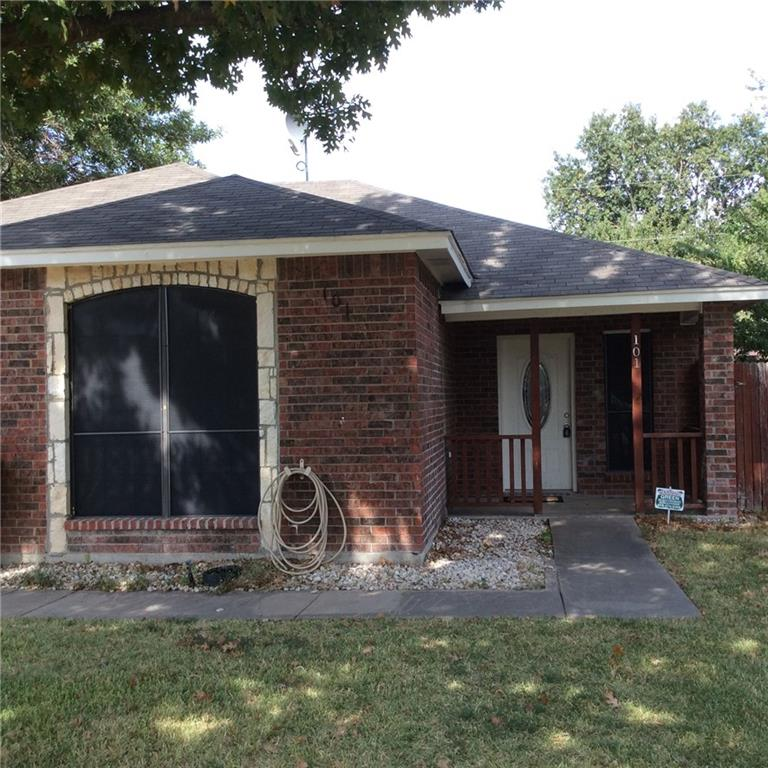 101 Meadow Drive, Crandall, TX 75114